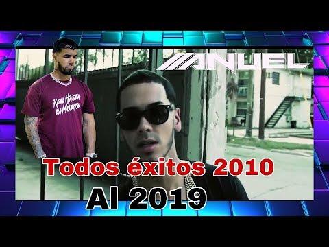 primera-canción-anuel-aa-2010-al-2019-todos-éxitos-anuel-aa