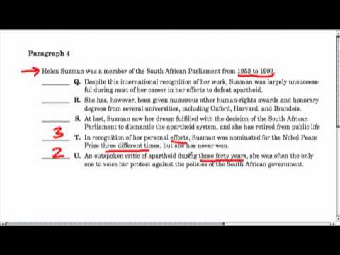 44 FREE ESL paragraph worksheets