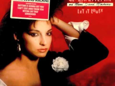 Gloria Estefan and Miami Sound Machine - Surrender