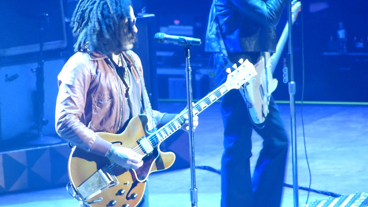 Lenny Kravitz - It Ain't Over 'Til It's Over (Live at O2 Arena, London)