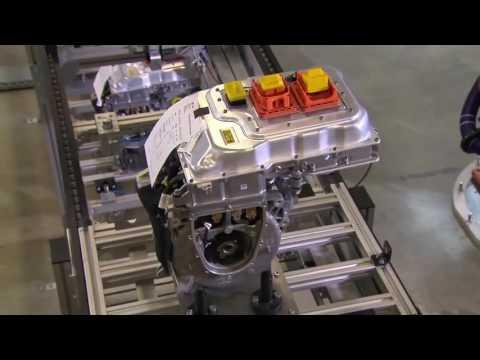 Elektrikli Araba Motorları Nasıl Yapılıyor Full Hd Youtube