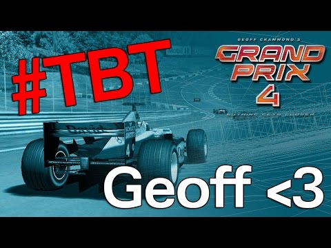 Throwback Thursday #3 - My Mate Called Geoff (GP4)