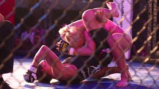 Calie Cutler VS Kyna Sisson #MMA