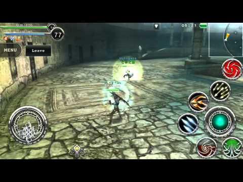 [RPG AVABEL ONLINE] Friendly Sparring Me(77) Vs