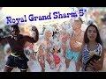 ЕГИПЕТ : ROYAL GRAND SHARM 5* Анимация в отеле и ПЕННАЯ ВЕЧЕРИНКА