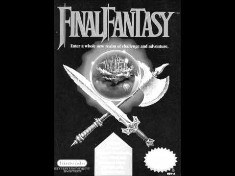 Final Fantasy Battle Theme & Victory Fanfare (NES enhanced)