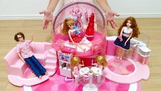 リカちゃん ハートヒルズマンション / Licca-chan Doll Dollhouse , Stylish Home thumbnail