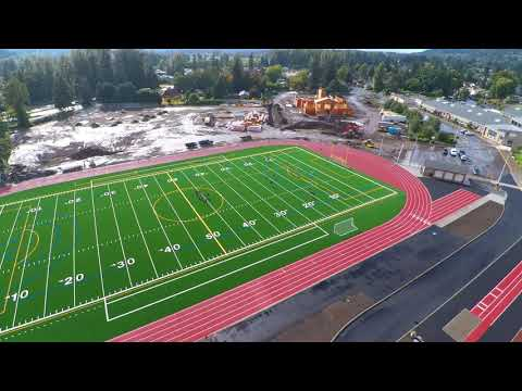Sumner Middle School Track & Field Completion