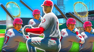 Can a Full Team of Shohei Ohtani Win the World Series?