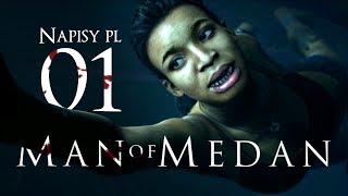 Man of Medan (Napisy PL) #1 - Horror twórców Until Dawn (Gameplay PL / Zagrajmy w)