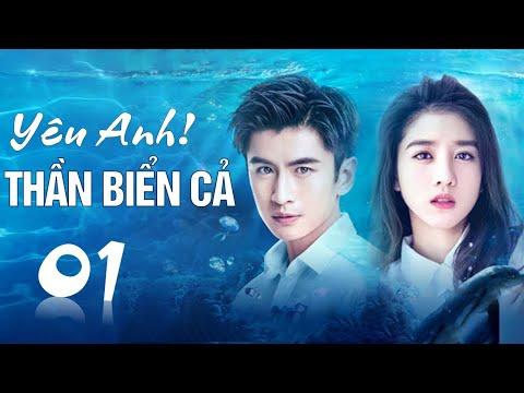 Phim tình yêu lãng mạn cực hay 2020 | Yêu Anh ! Thần Biển Cả