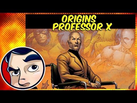 Professor X - Origins | Comicstorian