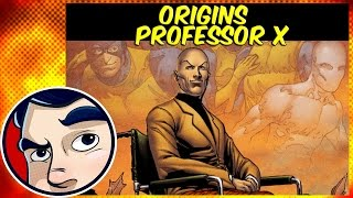 Professor X  - Origins