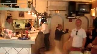Tina Rainford singt SILVERBIRD bei der facebook Party in Cala Millor am 6.5.2012