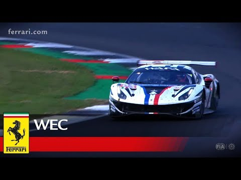 WEC - LMGTE AM, a 4 Hours of Silverstone to remember