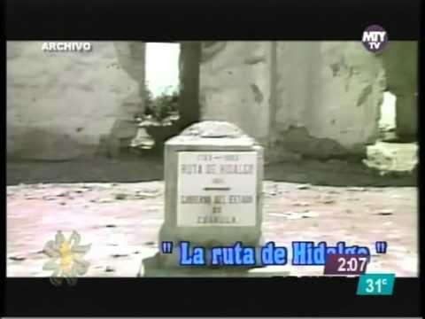 La Ruta de Miguel  Hidalgo por Coahuila