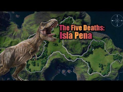 The Five Deaths: Isla Pena