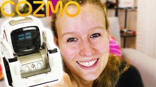 Anki COZMO deutsch Test   Interaktiver, kleiner ROBOTER   Kathis magischer Cozmo Moment   Werbung*