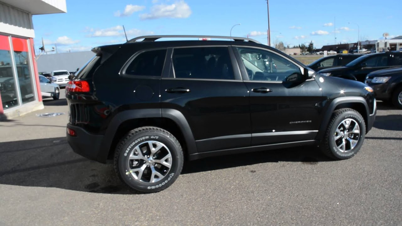 2016 jeep cherokee trailhawk youtube. Black Bedroom Furniture Sets. Home Design Ideas