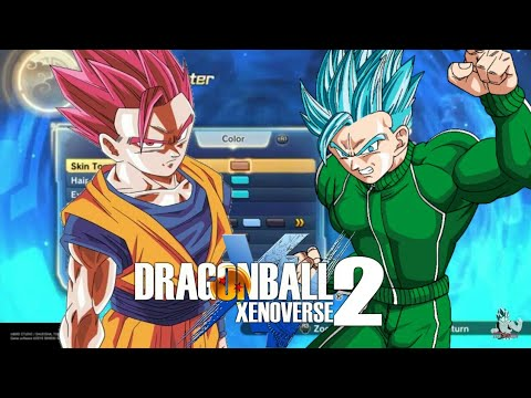 Dragon Ball Xenoverse 2 How To Create Ssg And Ssb Gohan With 4