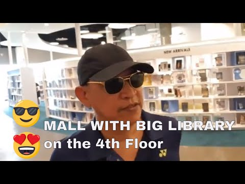 EXPLORE AND REVIEW WHITE SAND SINGAPORE with big Library and Eating Rojak