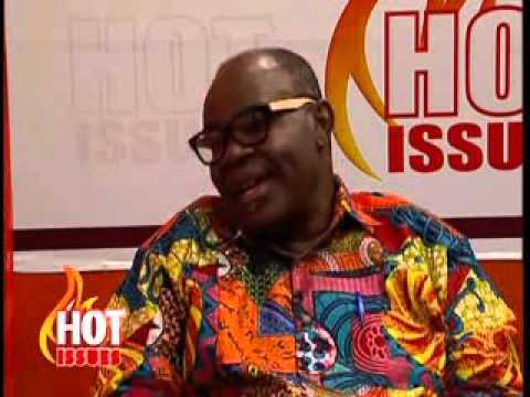 Hot Issues - With Ayikoi Otoo - 10/10/2015