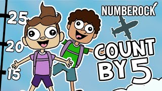 Skip Counting by 5 Song For Kids