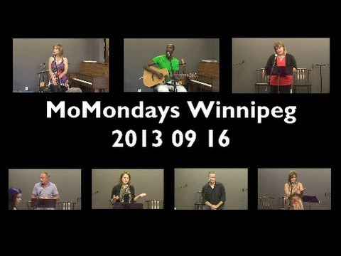 2013 09 16 MoMondays Winnipeg