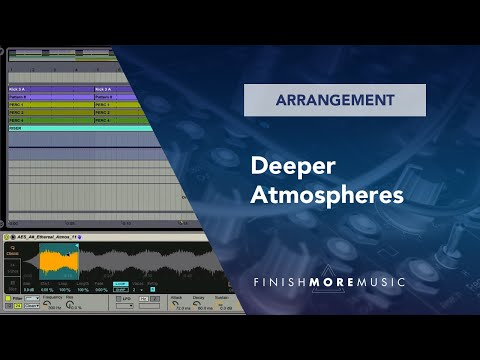 Ableton Riser Tutorial - Deeper Atmospheres