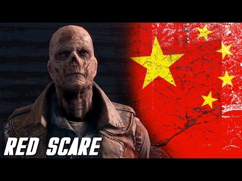 Fallout 4 Quest Mods: Red Scare