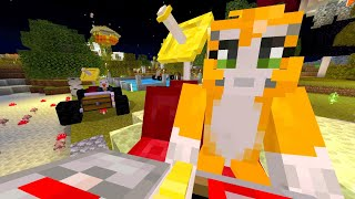 Minecraft - Space Den - Buggy Hide And Seek (21)