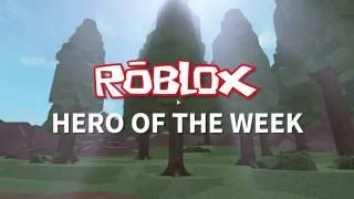 Roblox Hero of the Week - DieSoft