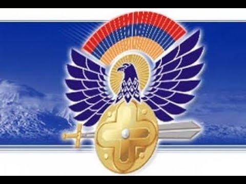 Главный щит Армении-Вооруженные силы республики.
