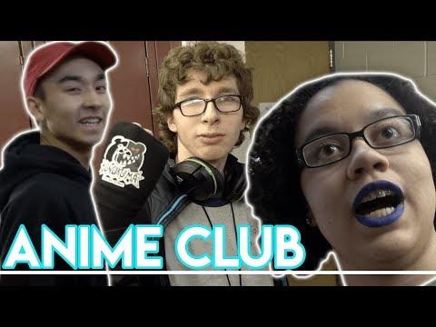 i went to my highschool anime club