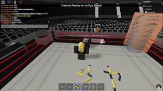 WWE Roblox: Shawn vs Ronda Rousey ,Hardcore fca match,Us title,p2