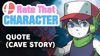 Quote - Rate That Character