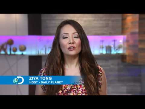 Ziya Tong Talks Frozen Planet On Discovery 3