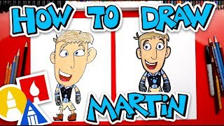 How To Draw Martin From Wild Kratts