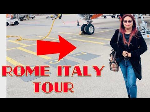 ROME ITALY | VATICAN CITY WALKING TOUR