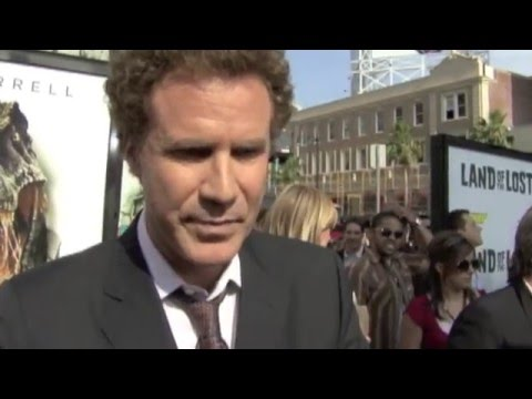 Will Ferrell Interview - Land of the Lost