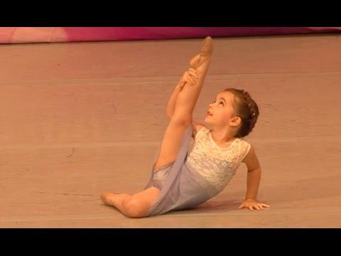 Ella Dobler - Heaven on Earth (Age 4) thumbnail