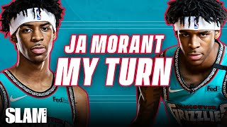 Ja Morant is a SLAM Cover Star AGAIN ... His Time is NOW ⏰ | SLAM Cover Shoots