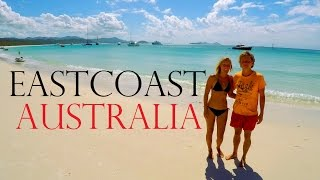 BEST OF EASTCOAST AUSTRALIA � ONE YEAR OZ - AFTERMOVIE Worldtravel Adventure Fernweh - Weltreise