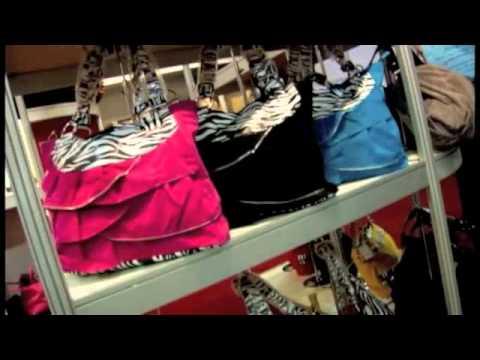 VODHandbags Trade Show Puerto Rico