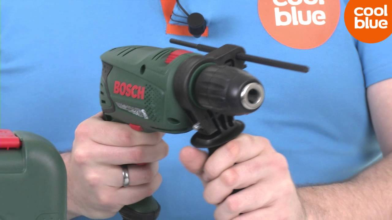 New Bosch PSB 500 RE boormachine productvideo (NL/BE) - YouTube XH33