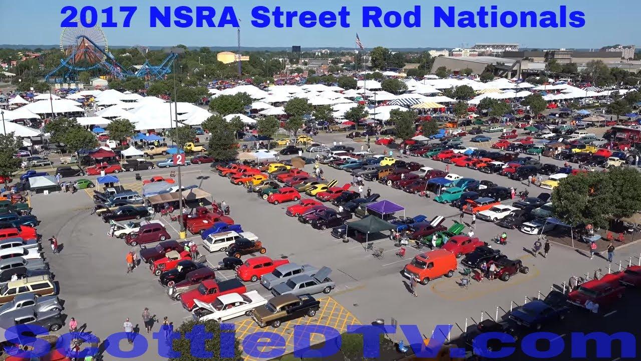 2017 NSRA Street Rod Nationals - YouTube