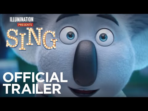 Thumbnail: Sing - In Theaters This Christmas - Official Trailer (HD)