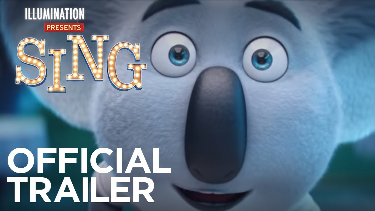 Sing - In Theaters This Christmas - Official Trailer (HD) - YouTube