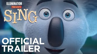 Sing - In Theaters This Christmas - Official Trailer (HD) thumbnail