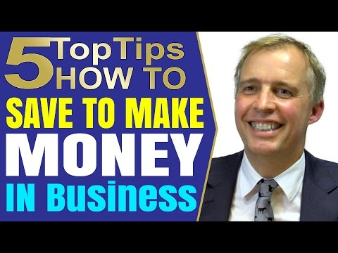 How To Increase Your Profits In Your Business By Saving Money
